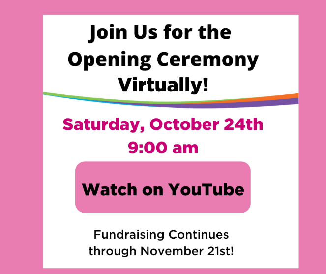Virtual Opening Ceremony